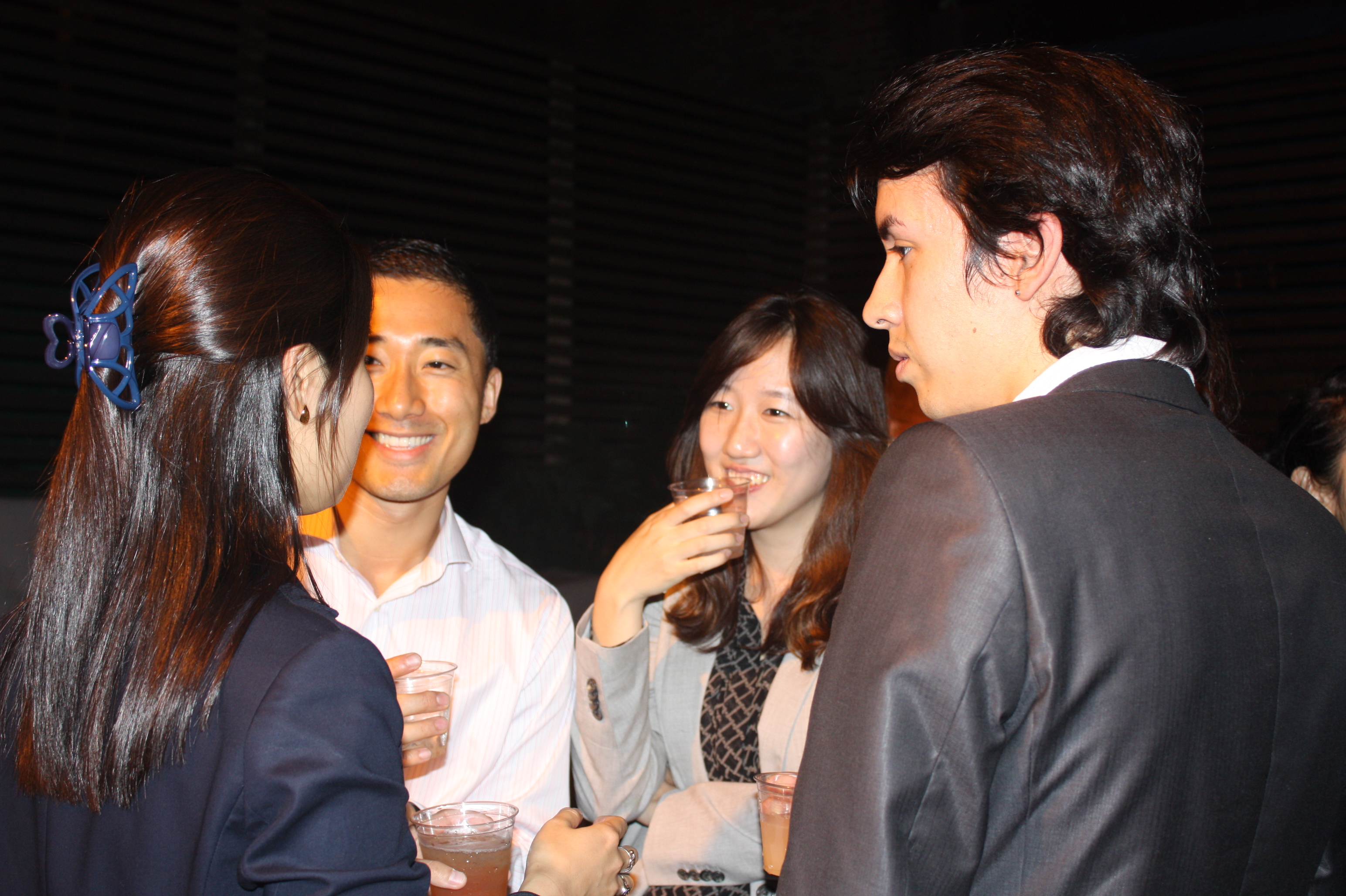 Korea Society: Wesley Yang Event - Sept 2011