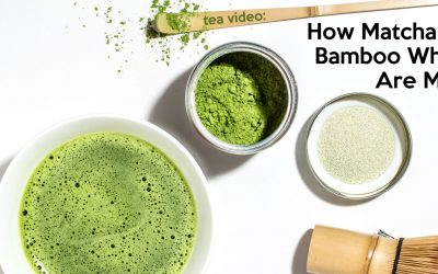 Tea Video: How Matcha and Bamboo Whisks Are Made