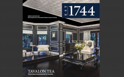 Tavalon Australia Featured in Sotheby's EST 1744 Magazine